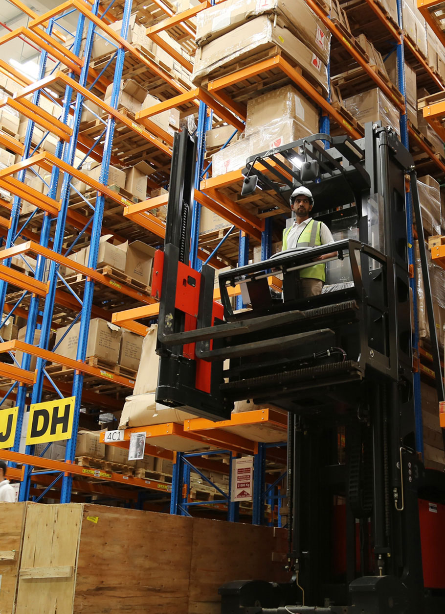 Omani Integrated logistic Services | Bonding Warehouse