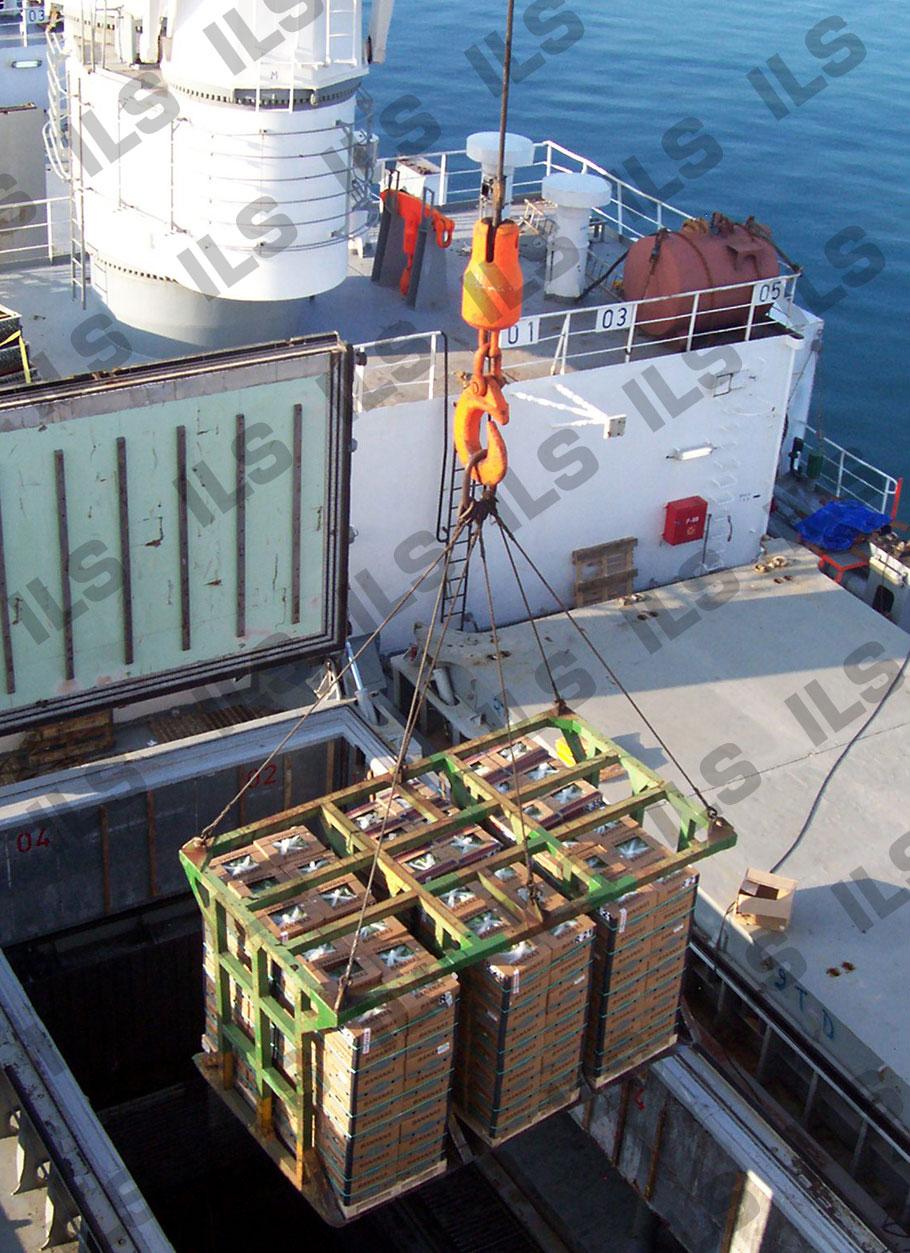 Omani Integrated logistic Services | Break Bulk