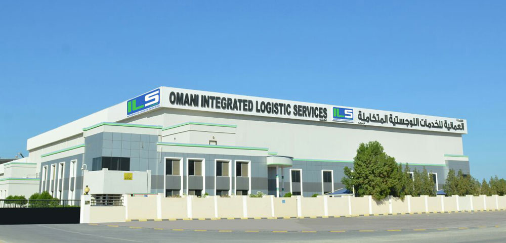Omani Integrated logistic Services | Contact Us